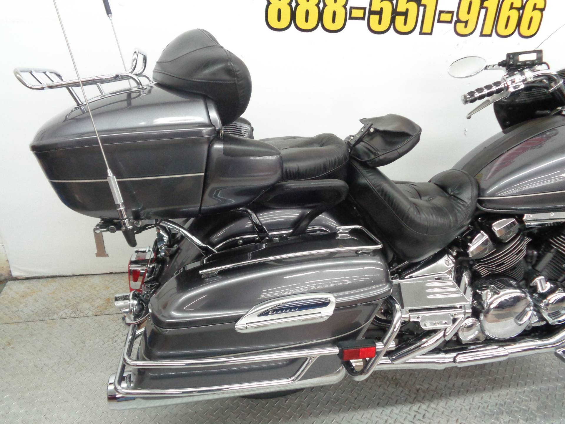 2008 Yamaha Royal Star® Venture in Tulsa, Oklahoma - Photo 7
