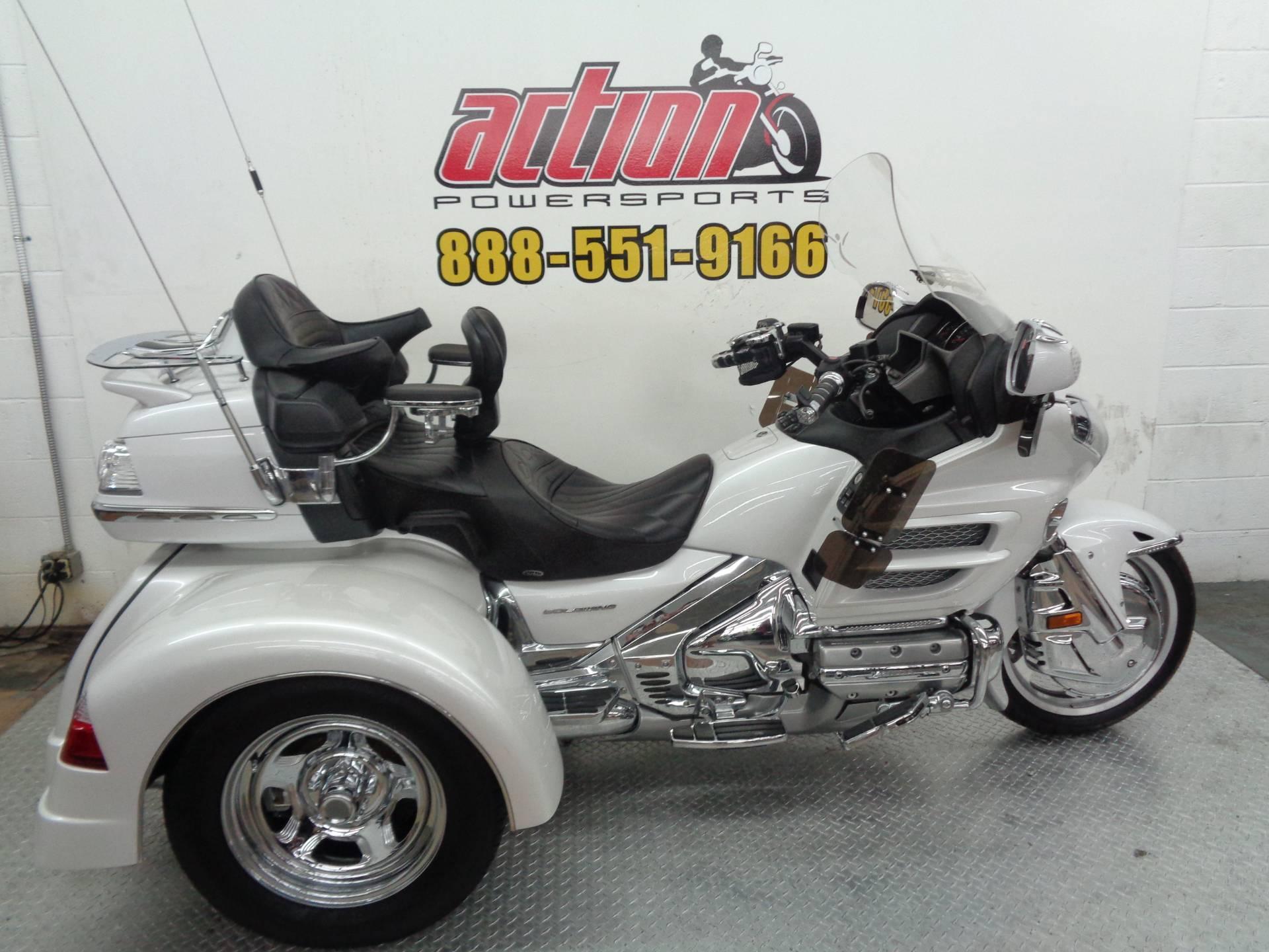 2008 Honda Goldwing Trike In Tulsa, Oklahoma
