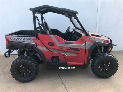 2018 Polaris General 1000 EPS Ride Command Edition in Tulsa, Oklahoma