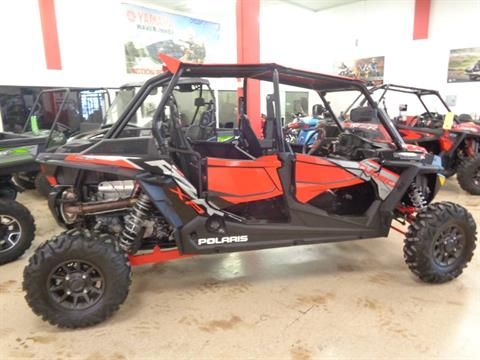 2018 Polaris RZR XP 4 TURBO DYNAMIX in Tulsa, Oklahoma
