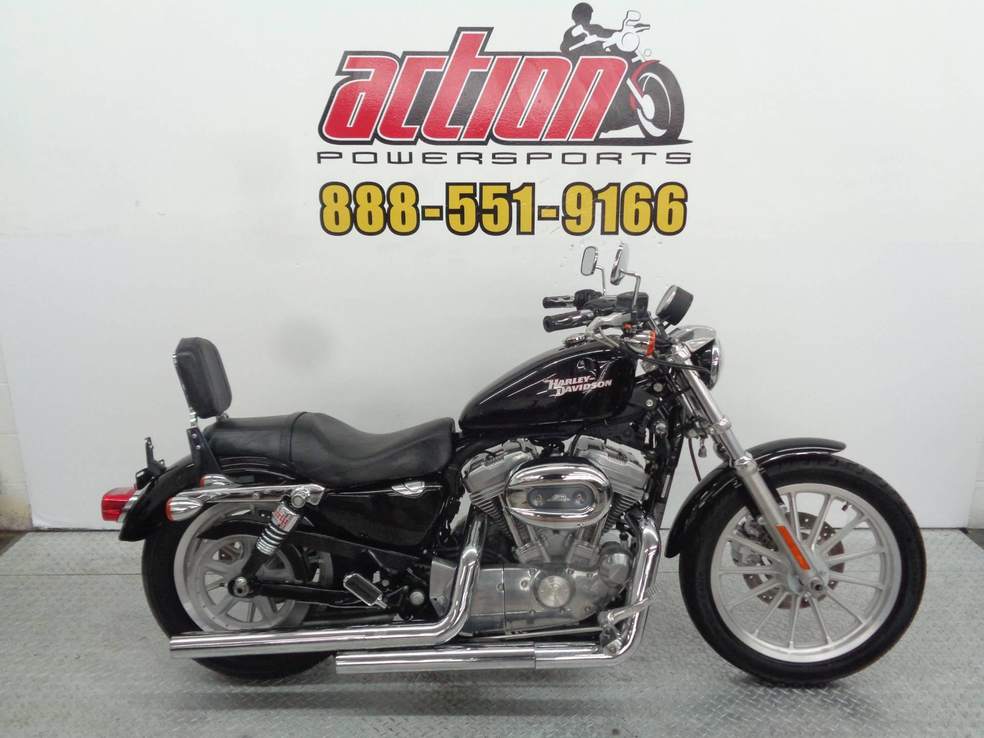 2008 Harley-Davidson Sportster 883 for sale 92