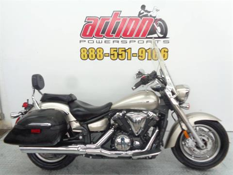 2008 Yamaha V Star® 1300 Tourer in Tulsa, Oklahoma - Photo 1