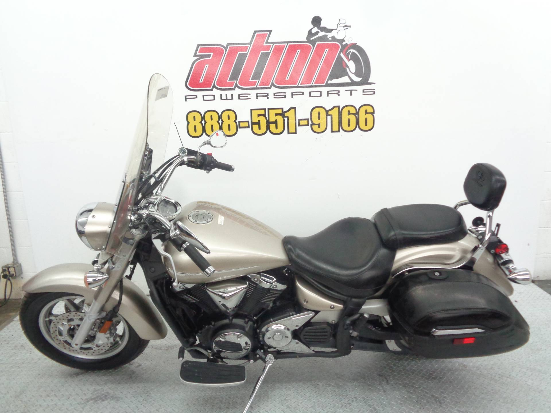 2008 Yamaha V Star® 1300 Tourer in Tulsa, Oklahoma - Photo 10