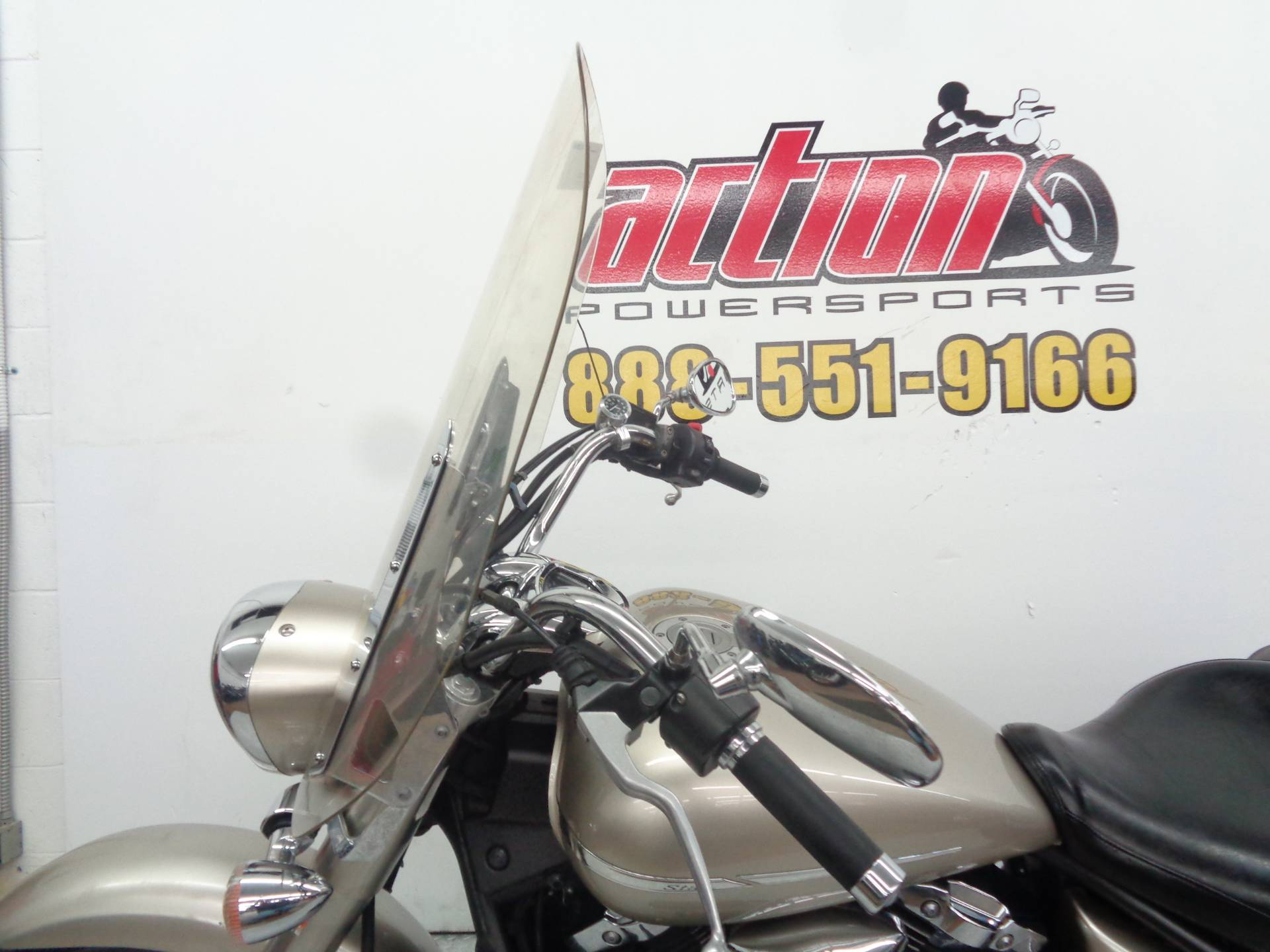 2008 Yamaha V Star® 1300 Tourer in Tulsa, Oklahoma - Photo 12
