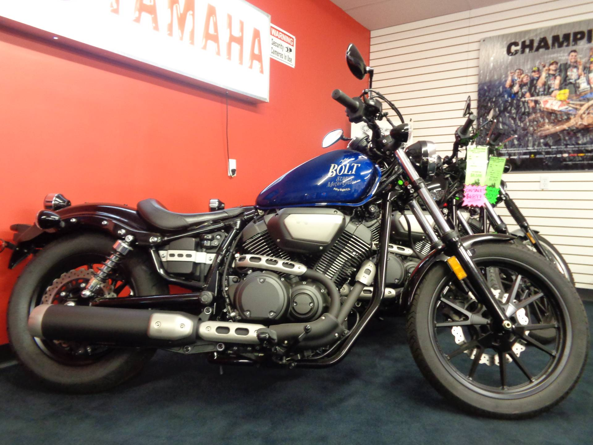 2016 Yamaha Bolt for sale 127610