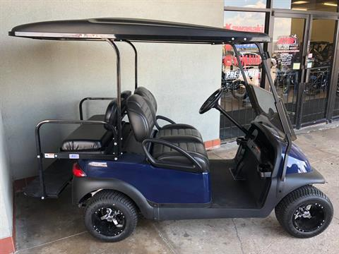 2016 Club Car Precedent i2 Villager 4 Signature Electric in Tulsa, Oklahoma