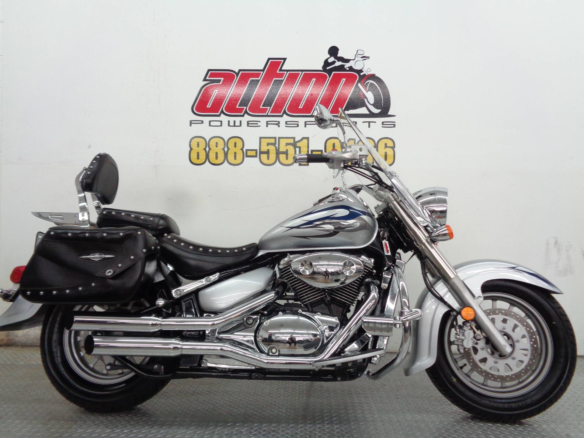 2008 Suzuki Boulevard C50C for sale 121
