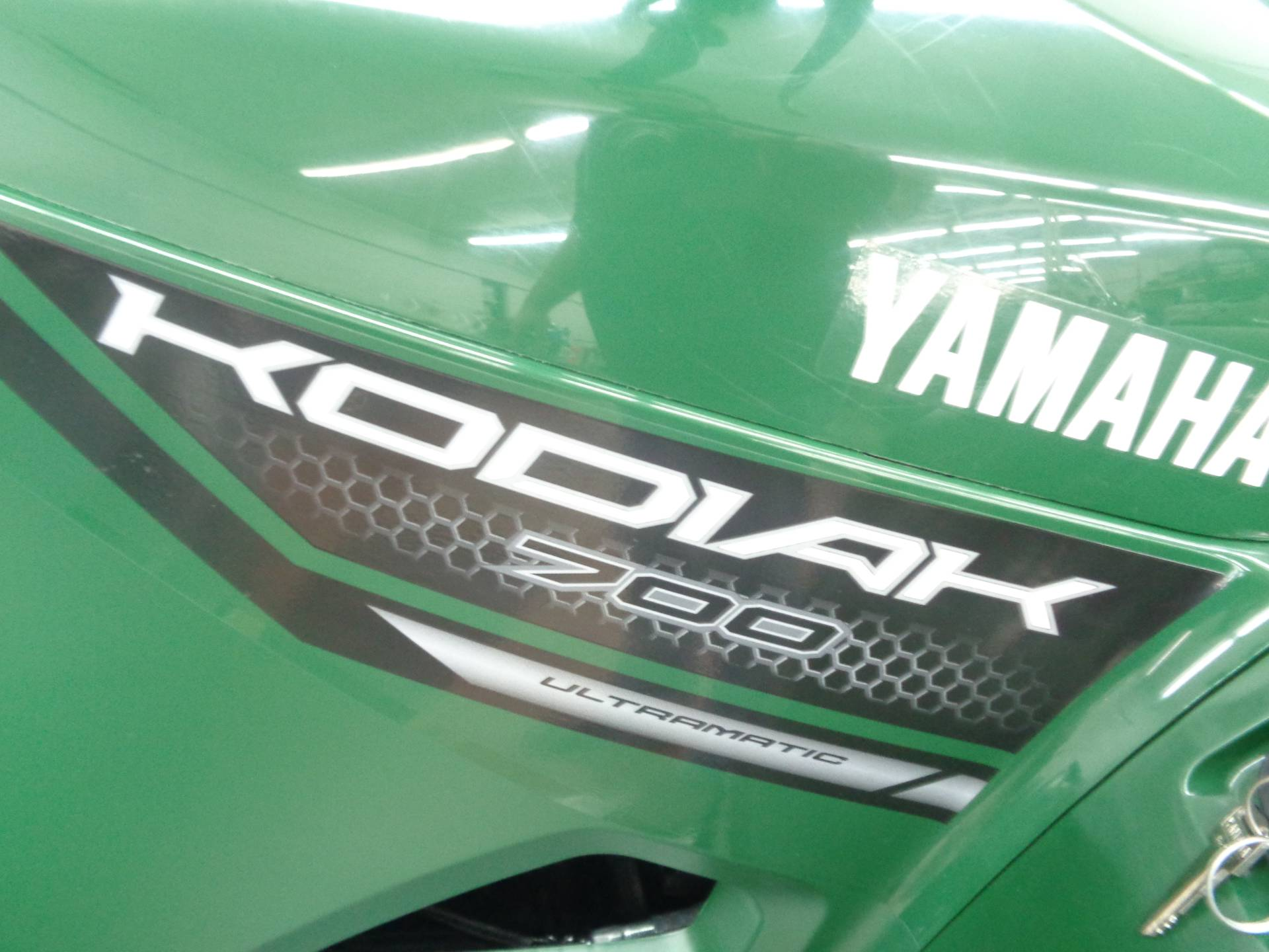 2018 Yamaha Kodiak 700 in Tulsa, Oklahoma - Photo 5