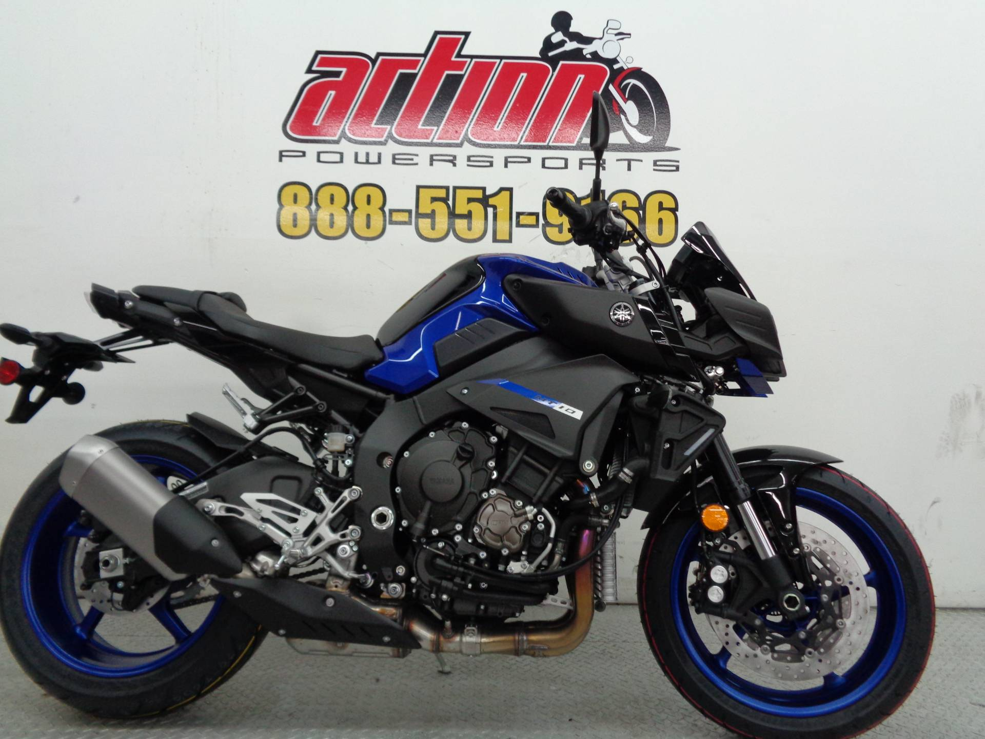 2018 Yamaha MT-10 in Tulsa, Oklahoma - Photo 1