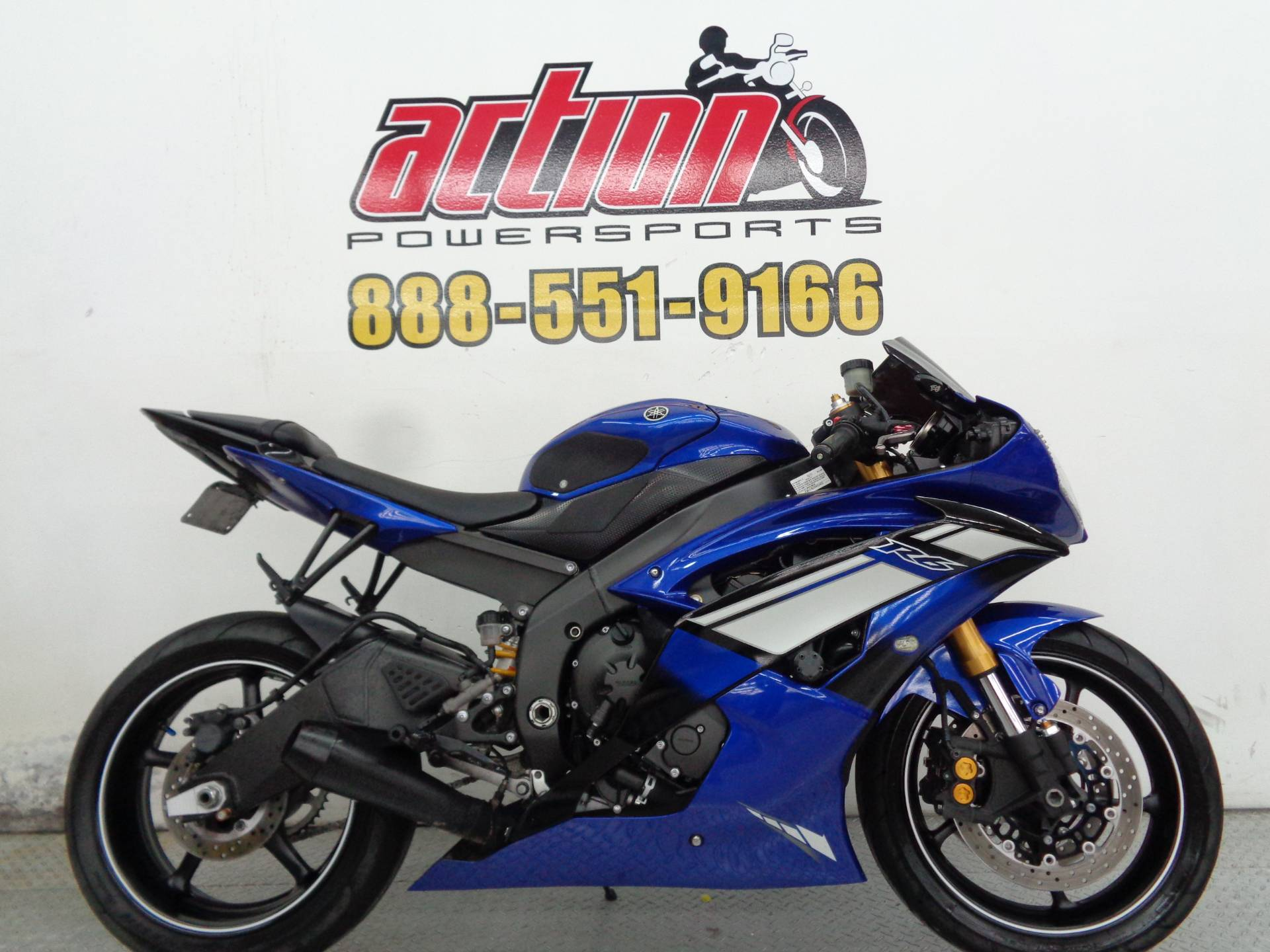 2012 Yamaha YZF-R6 for sale 26337