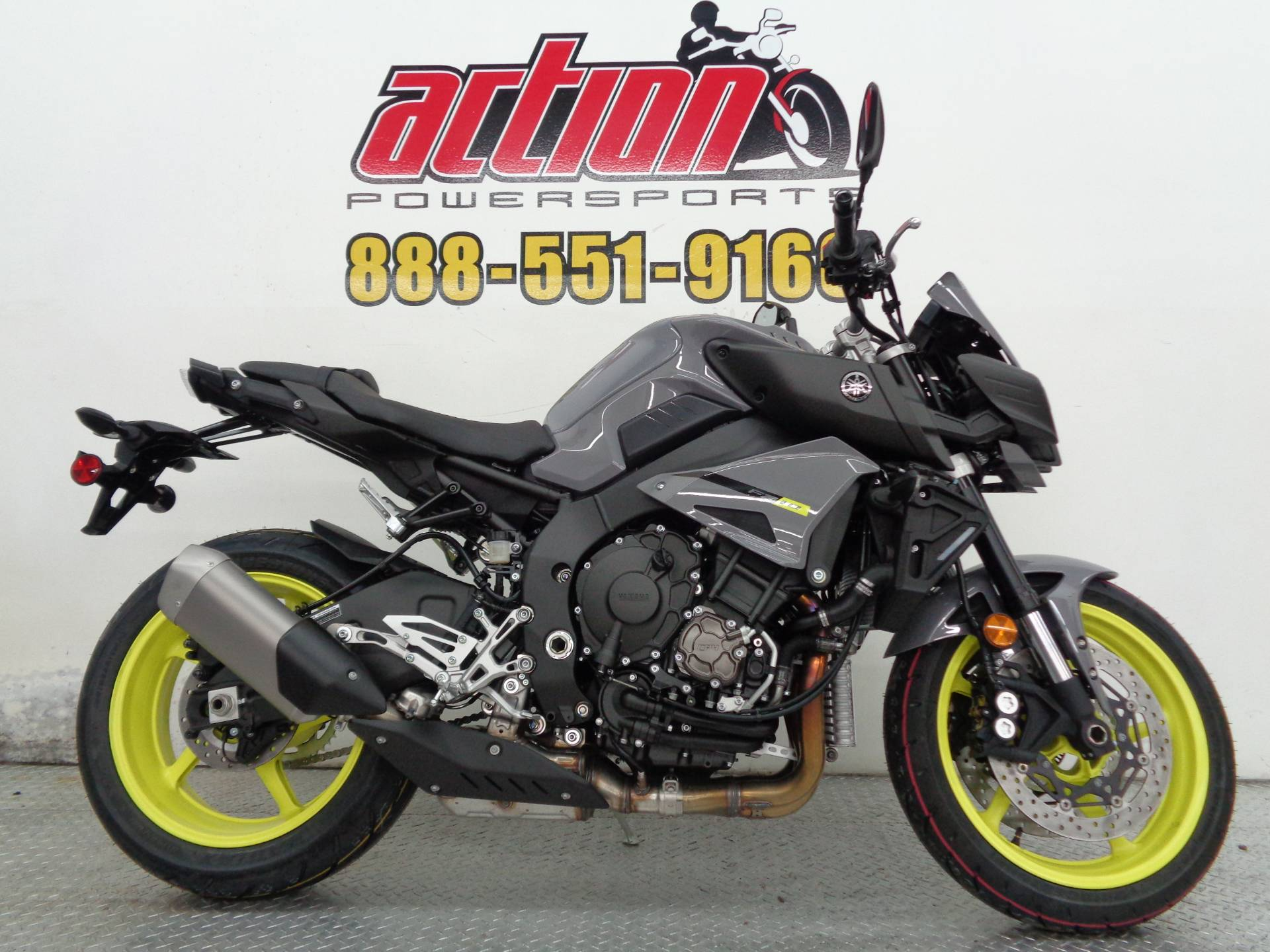 2017 Yamaha FZ-10 for sale 385