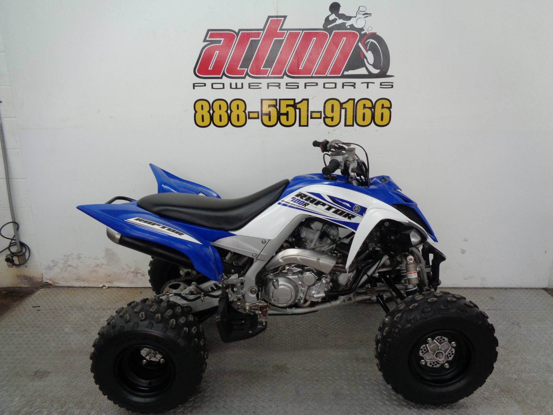 2014 Yamaha Raptor 700R for sale 233606