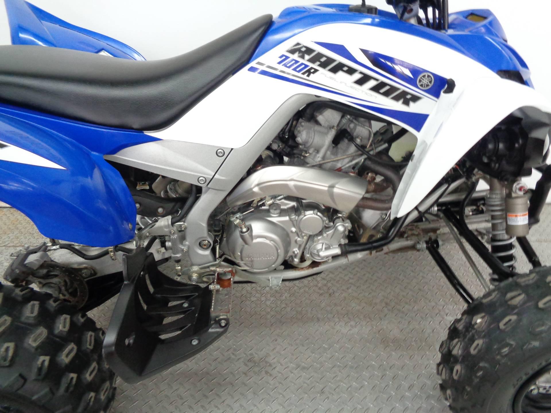 2014 Yamaha Raptor 700R 3