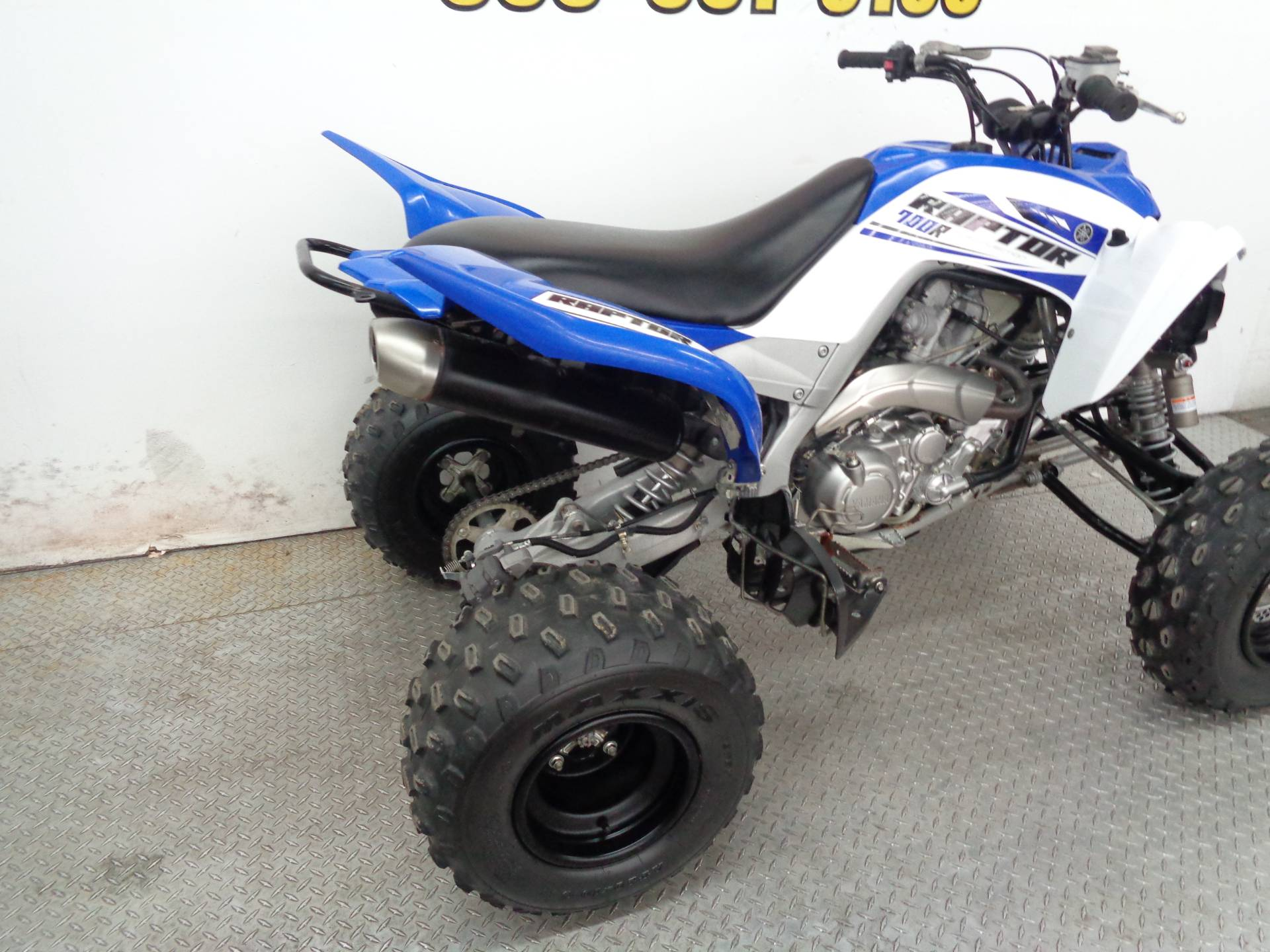 2014 Yamaha Raptor 700R 5
