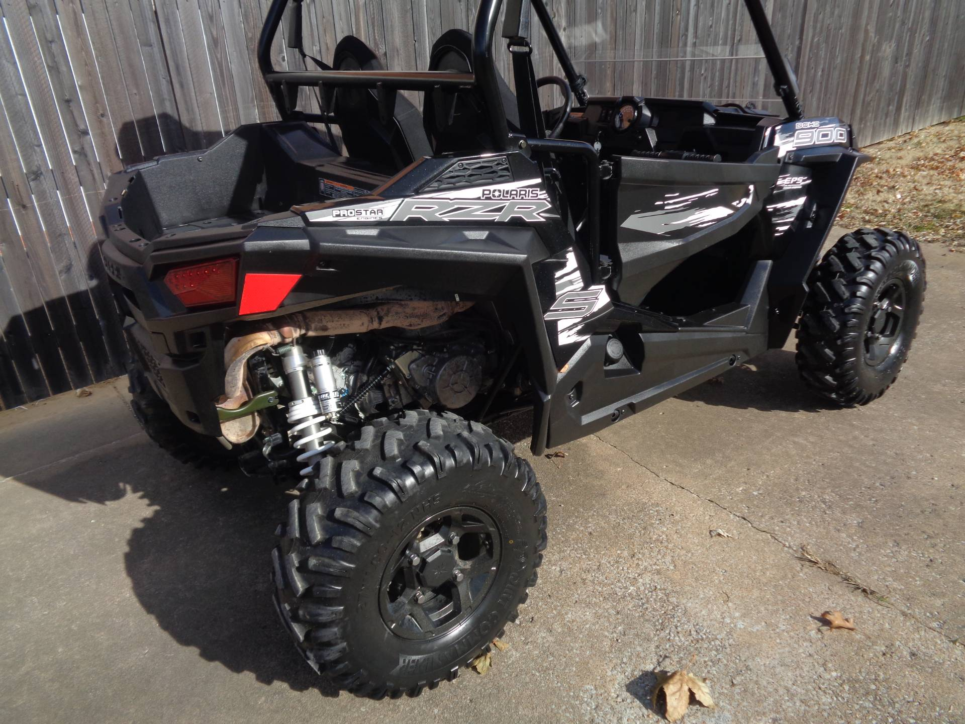 2018 Polaris RZR S 900 EPS in Tulsa, Oklahoma