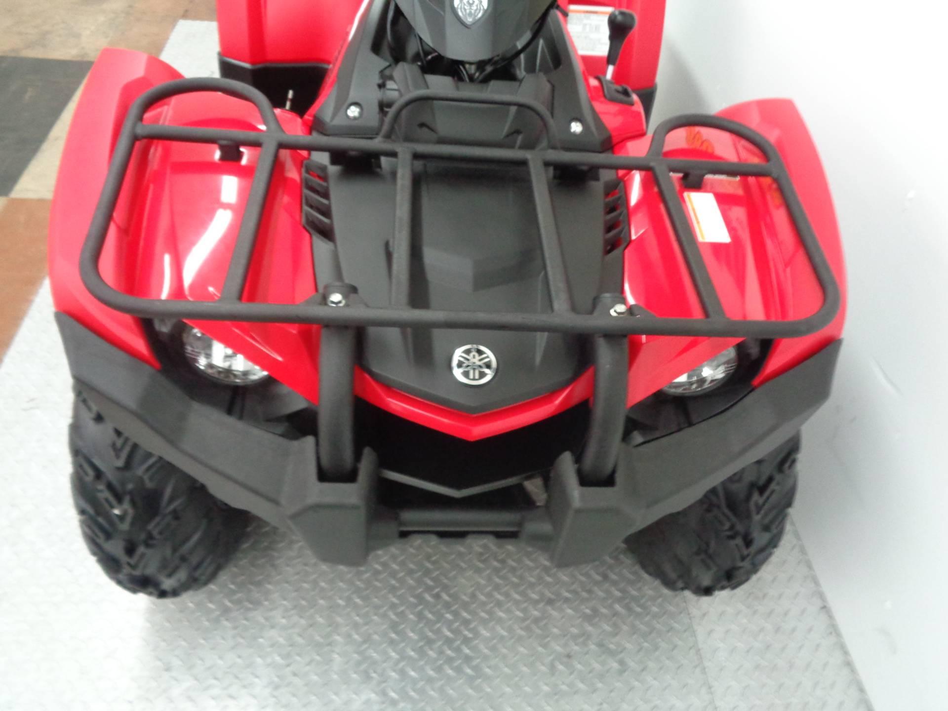 2018 Yamaha Kodiak 450 2