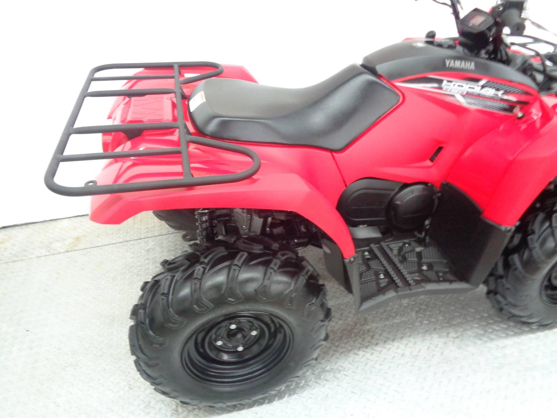 2018 Yamaha Kodiak 450 6