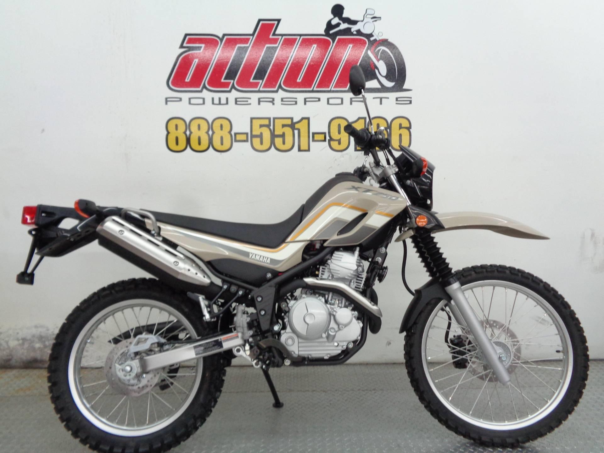 2018 Yamaha XT250 1