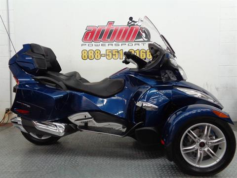 2011 Can-Am Spyder® RT Audio & Convenience SE5 in Tulsa, Oklahoma