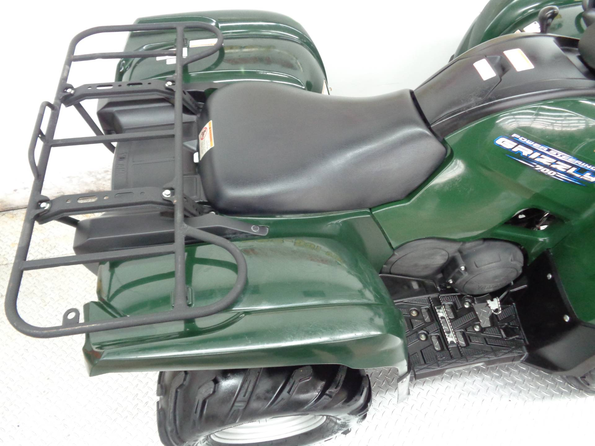 2011 yamaha grizzly 700 hitch images