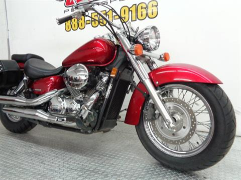 2008 Honda Shadow Aero® in Tulsa, Oklahoma