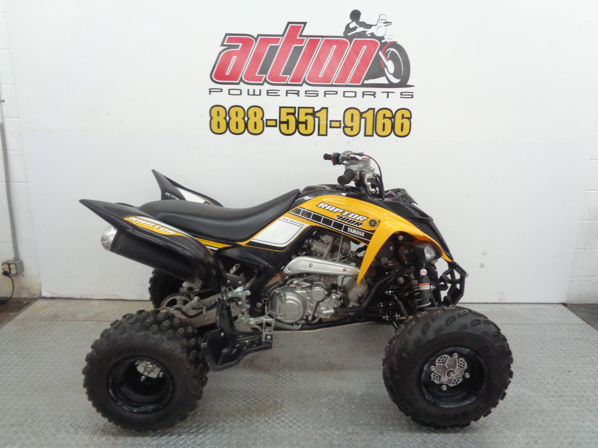 2016 Yamaha Raptor 700r Se In Tulsa Oklahoma Photo 1