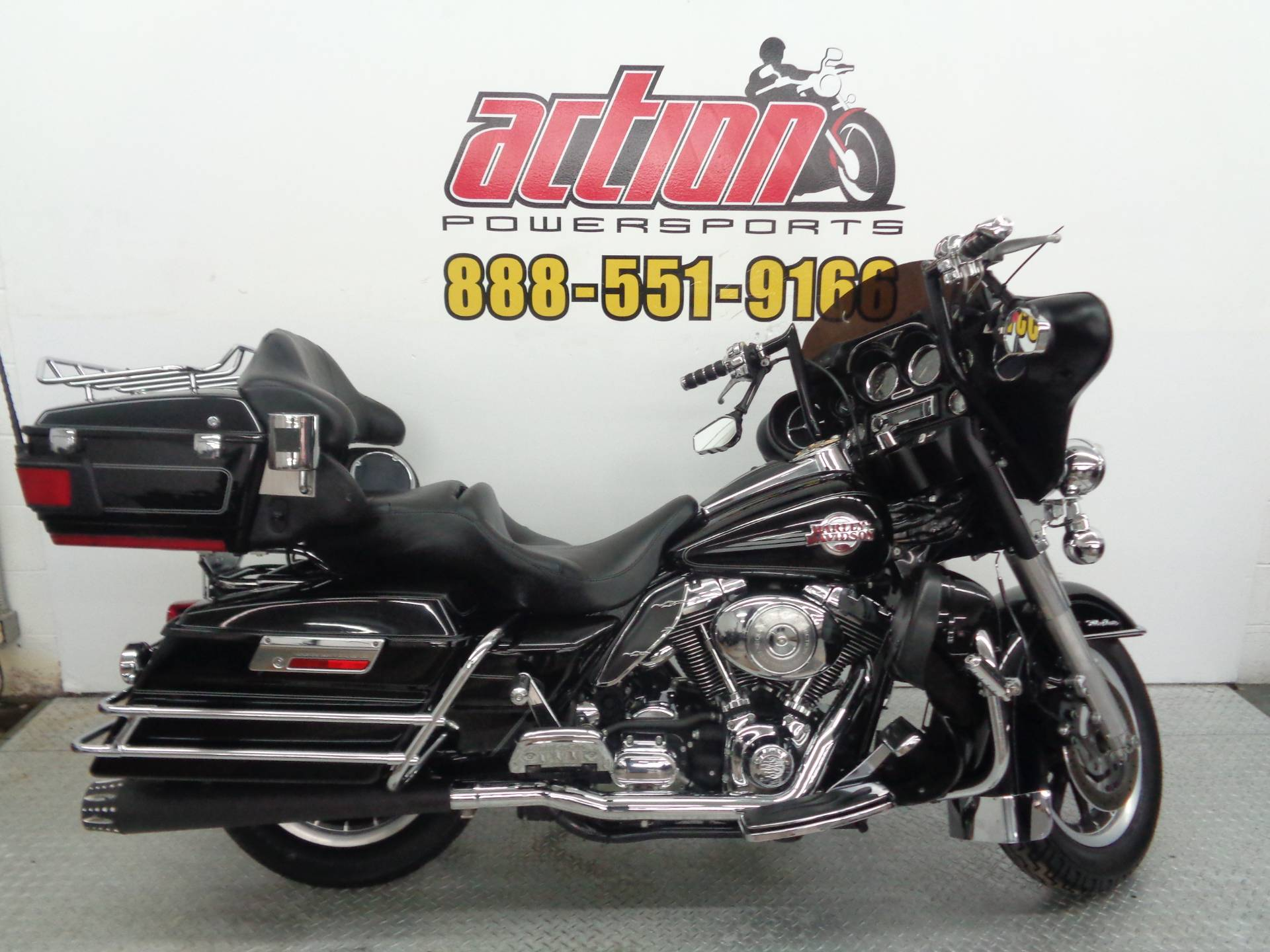 2006 Harley-Davidson Ultra Classic® Electra Glide® in Tulsa, Oklahoma