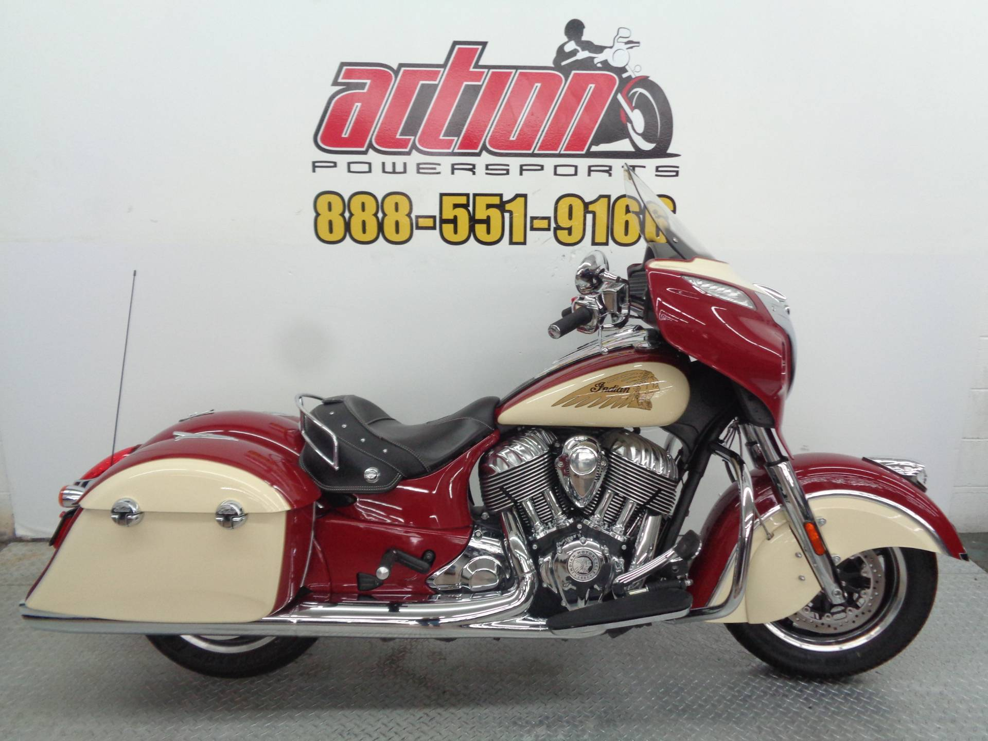 2015 Indian Chieftain for sale 2750