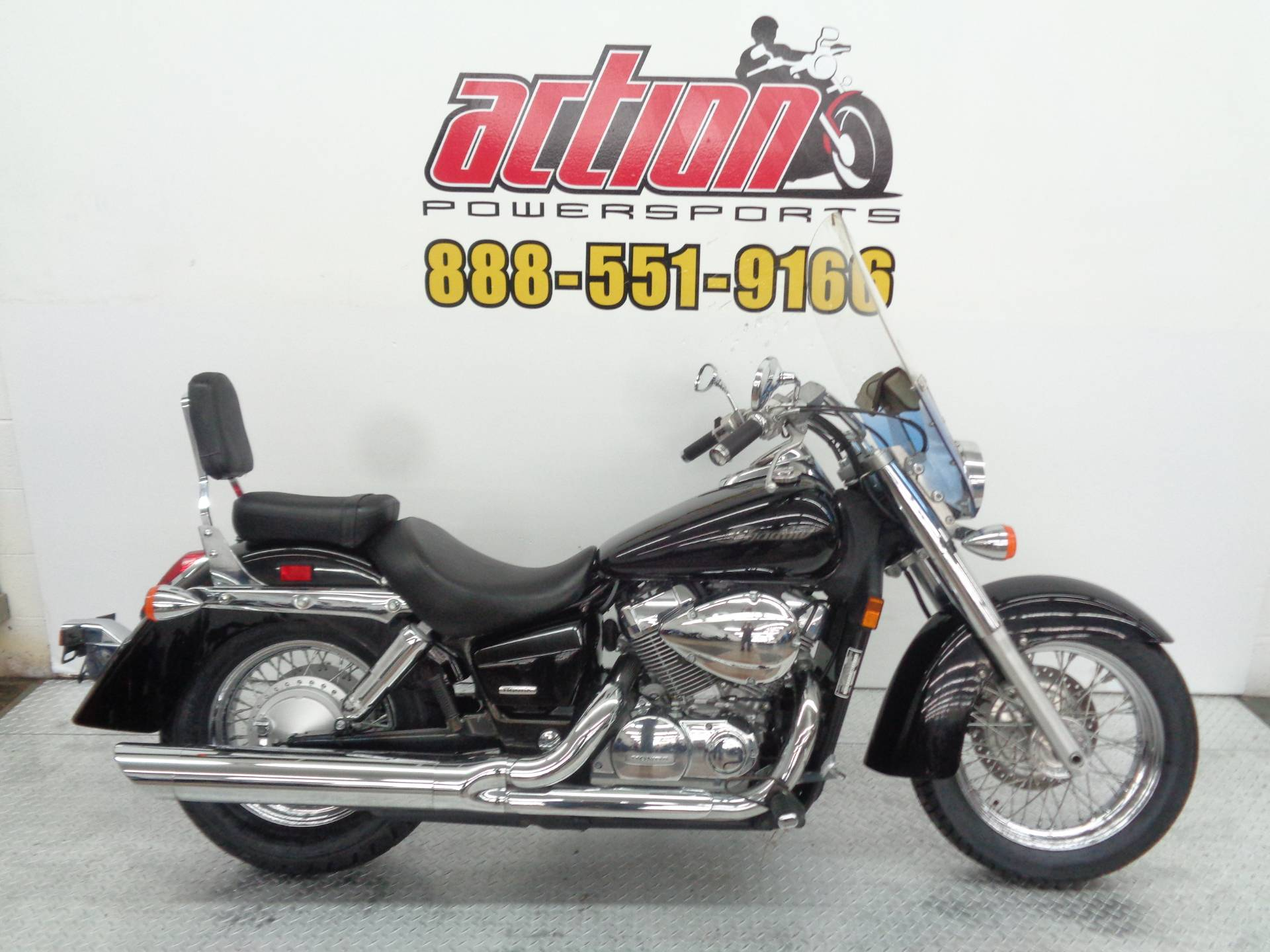 Used 2006 Honda Shadow Aero® Motorcycles in Tulsa, OK | Stock Number ...