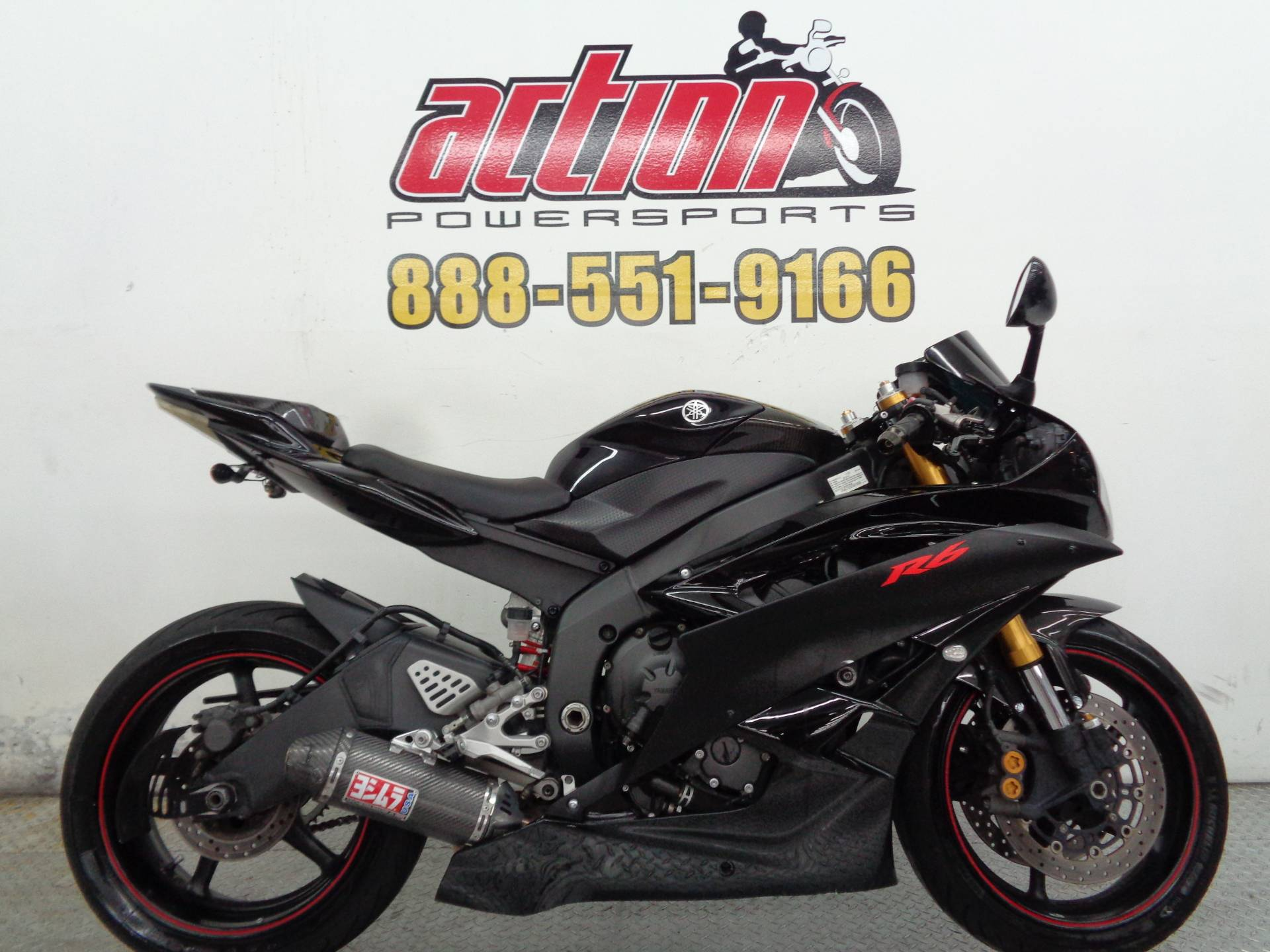 2007 Yamaha YZF-R6 for sale 2515