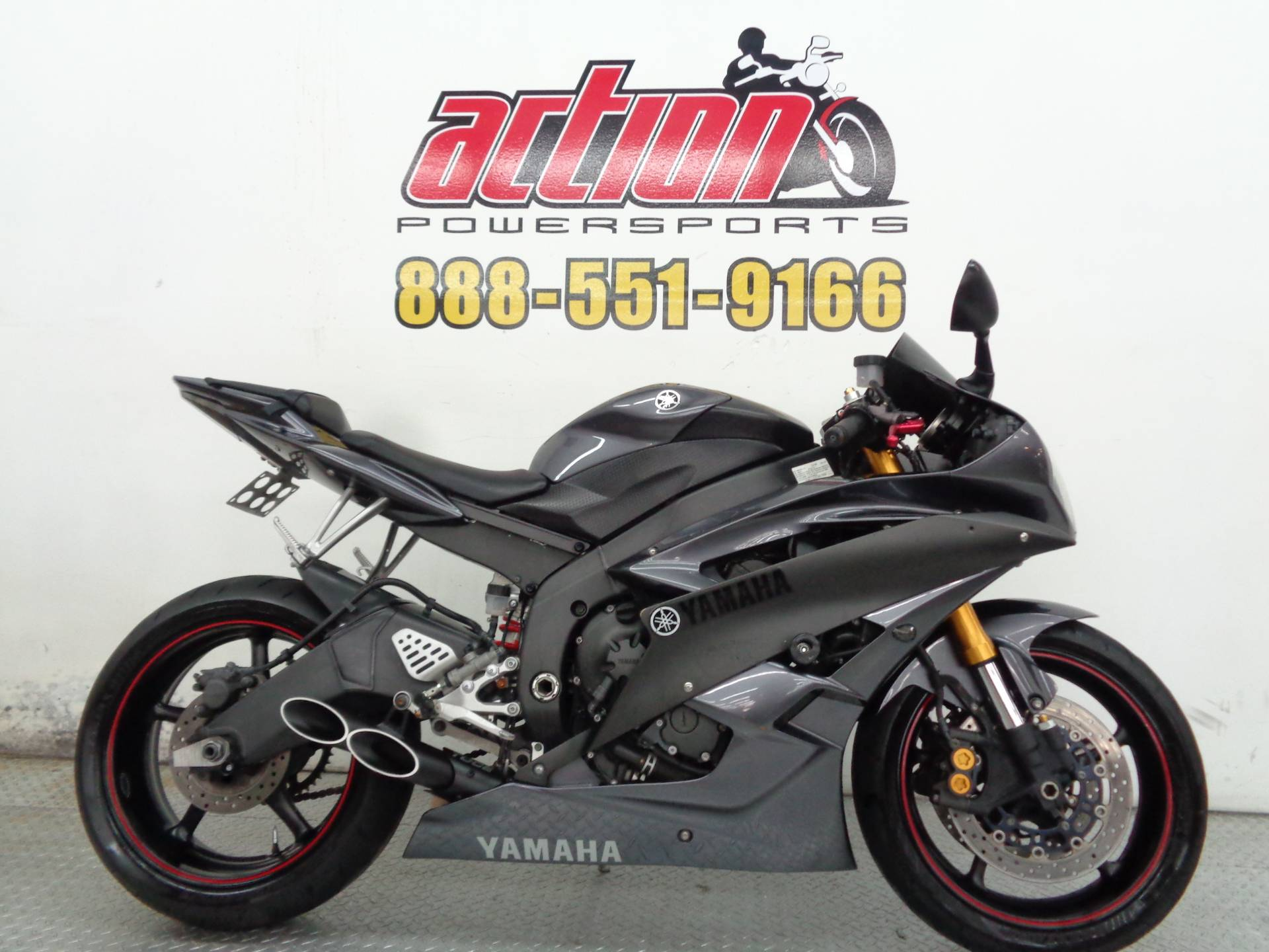 2007 Yamaha YZF-R6 for sale 11663