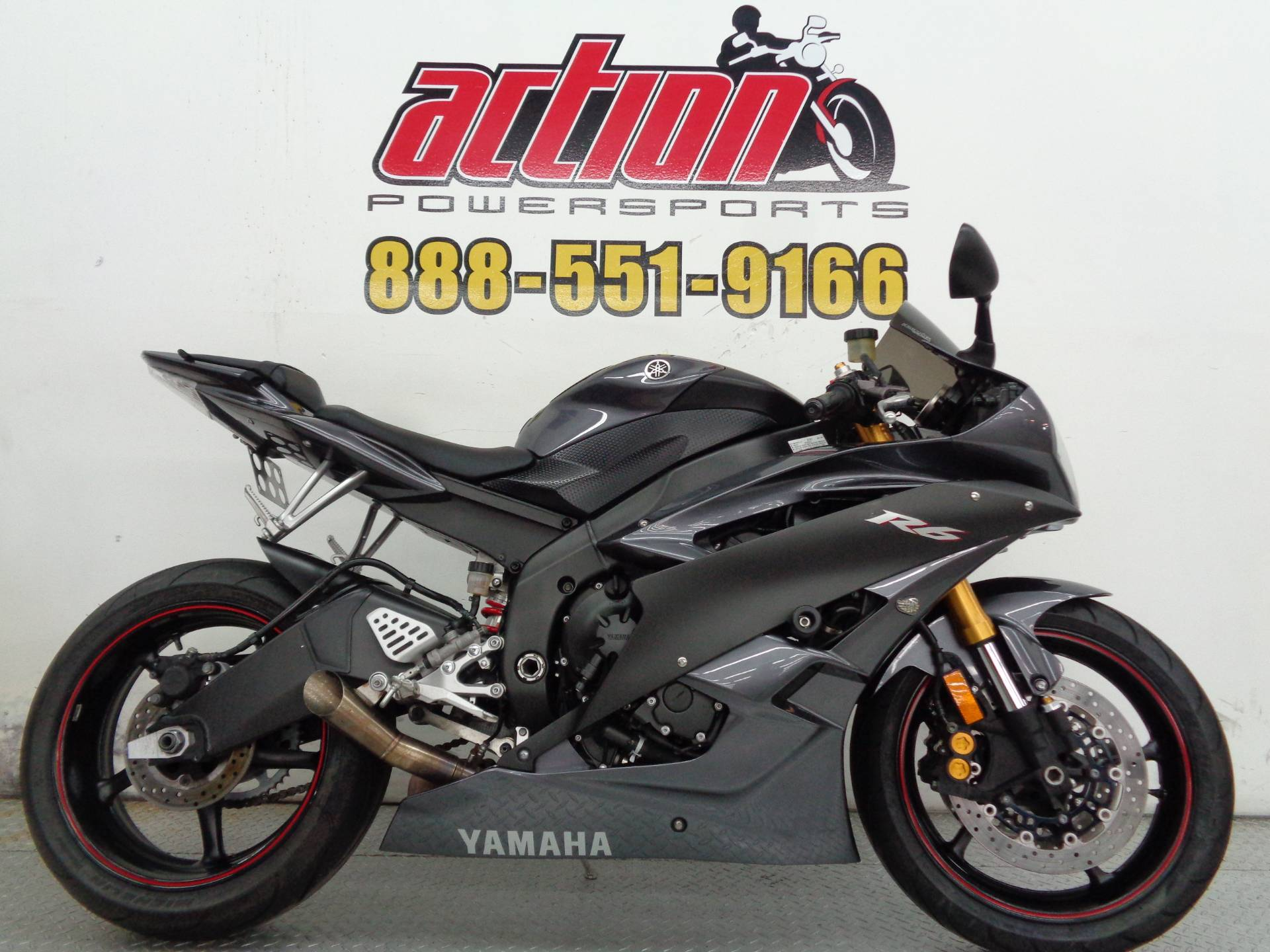 2007 Yamaha YZF-R6 for sale 95955