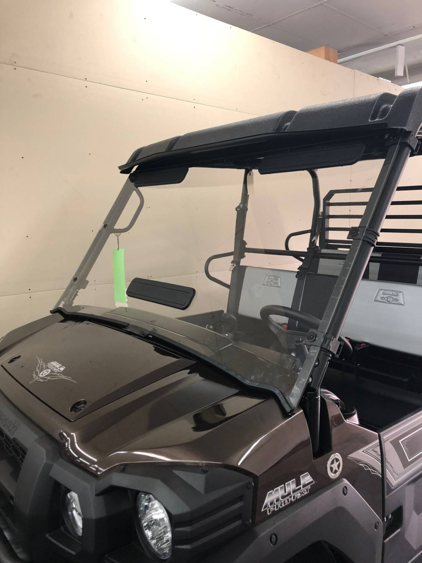 2019 Kawasaki Mule PRO-FXT Ranch Edition in Tulsa, Oklahoma - Photo 4