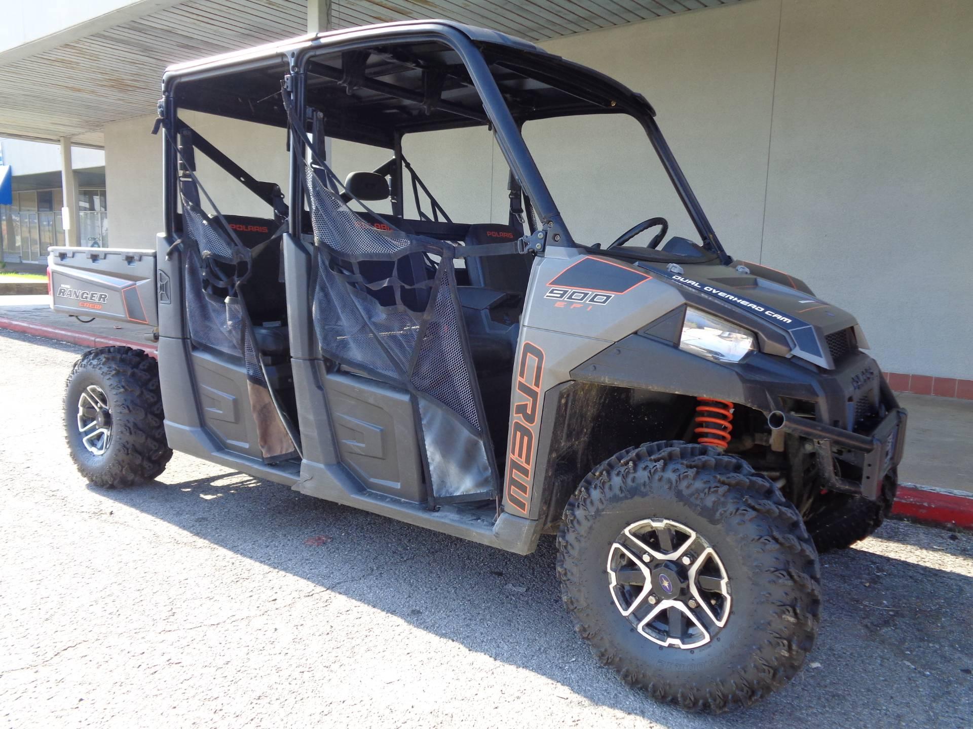 2014 Polaris Ranger Crew 900 Eps Le For Sale Tulsa  Ok   49254