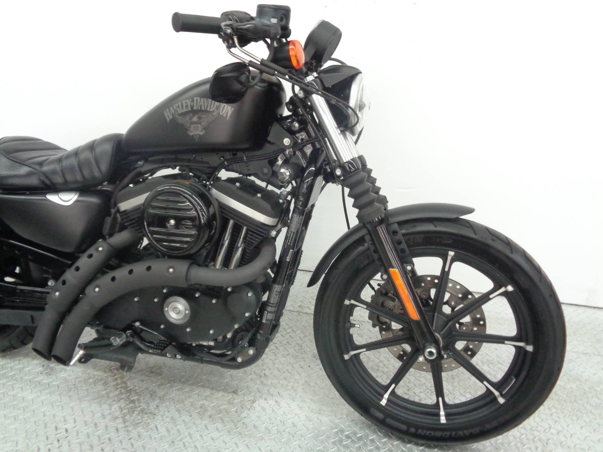 2016 Harley-Davidson Iron 883 8