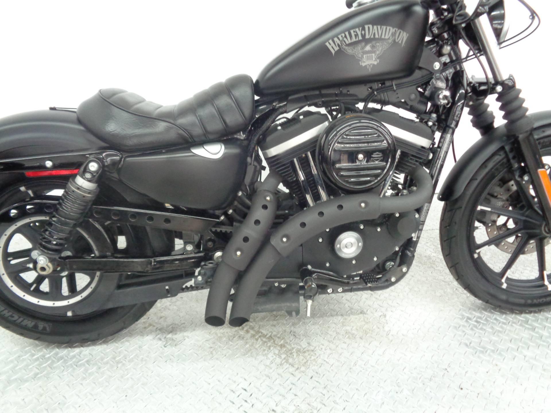 2016 Harley-Davidson Iron 883 10