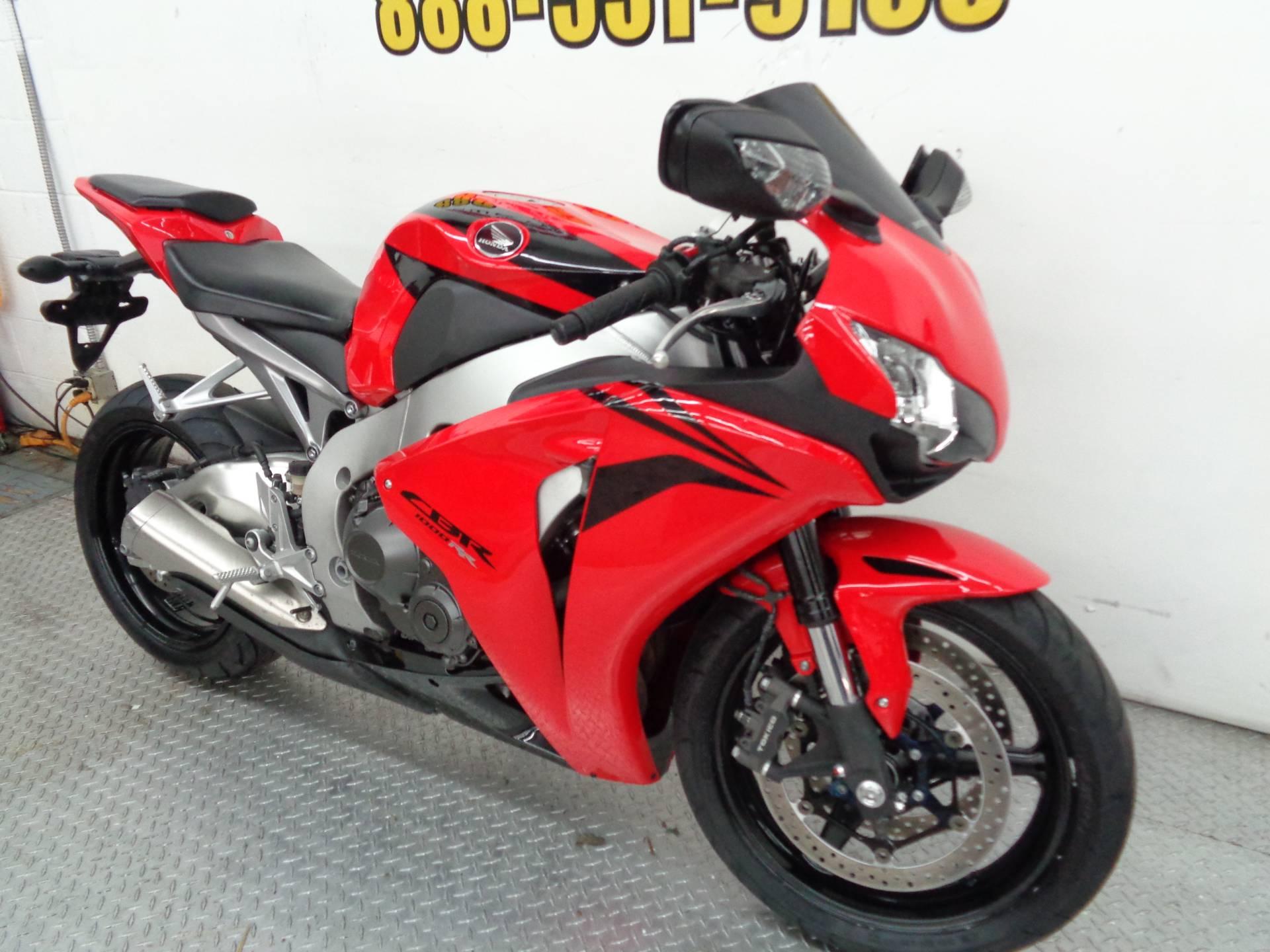 2011 Honda CBR1000RR For Sale Tulsa, OK : 94416