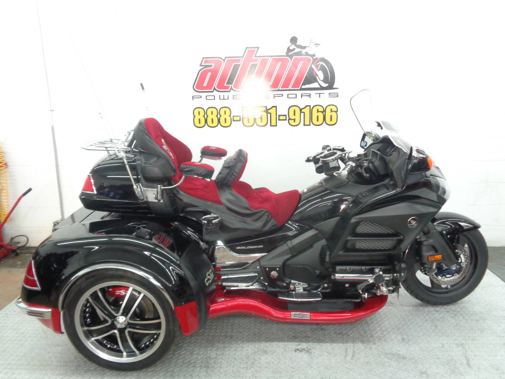 Honda Of Tulsa >> Used 2014 Honda Goldwing Trike Motorcycles In Tulsa Ok Stock