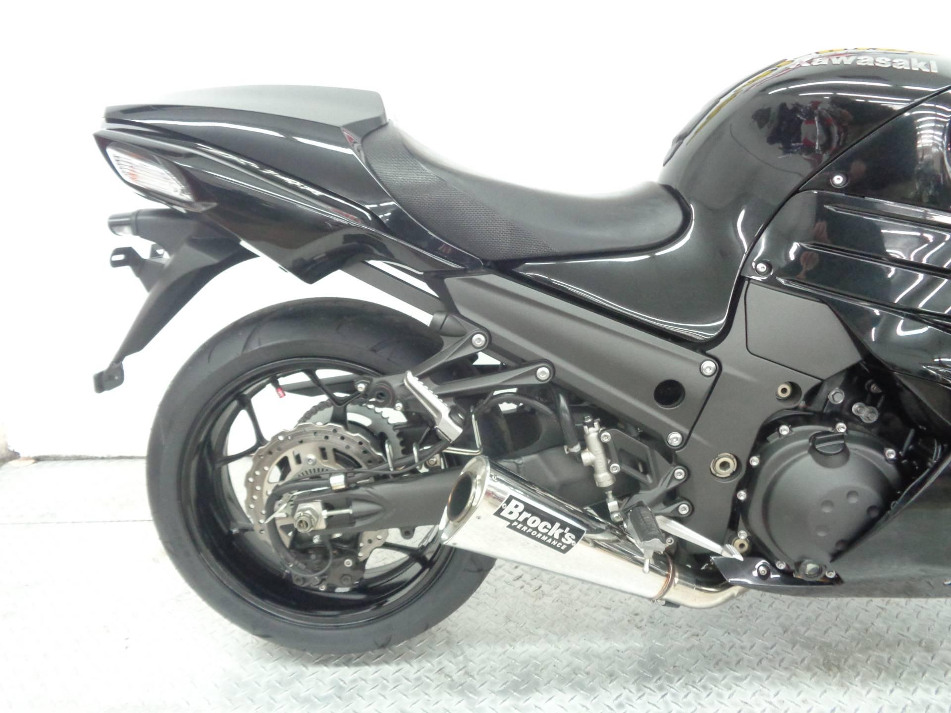 2012 Kawasaki Ninja Zx 14r