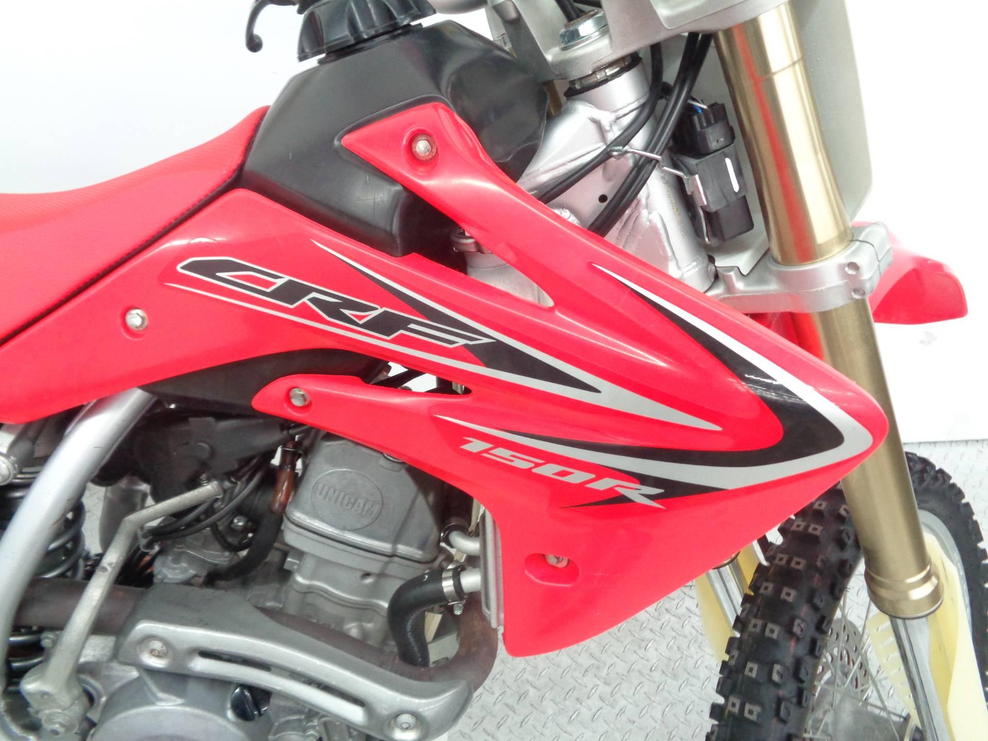 Used 2013 Honda CRF®150R Motorcycles in Tulsa, OK | Stock Number: 400334