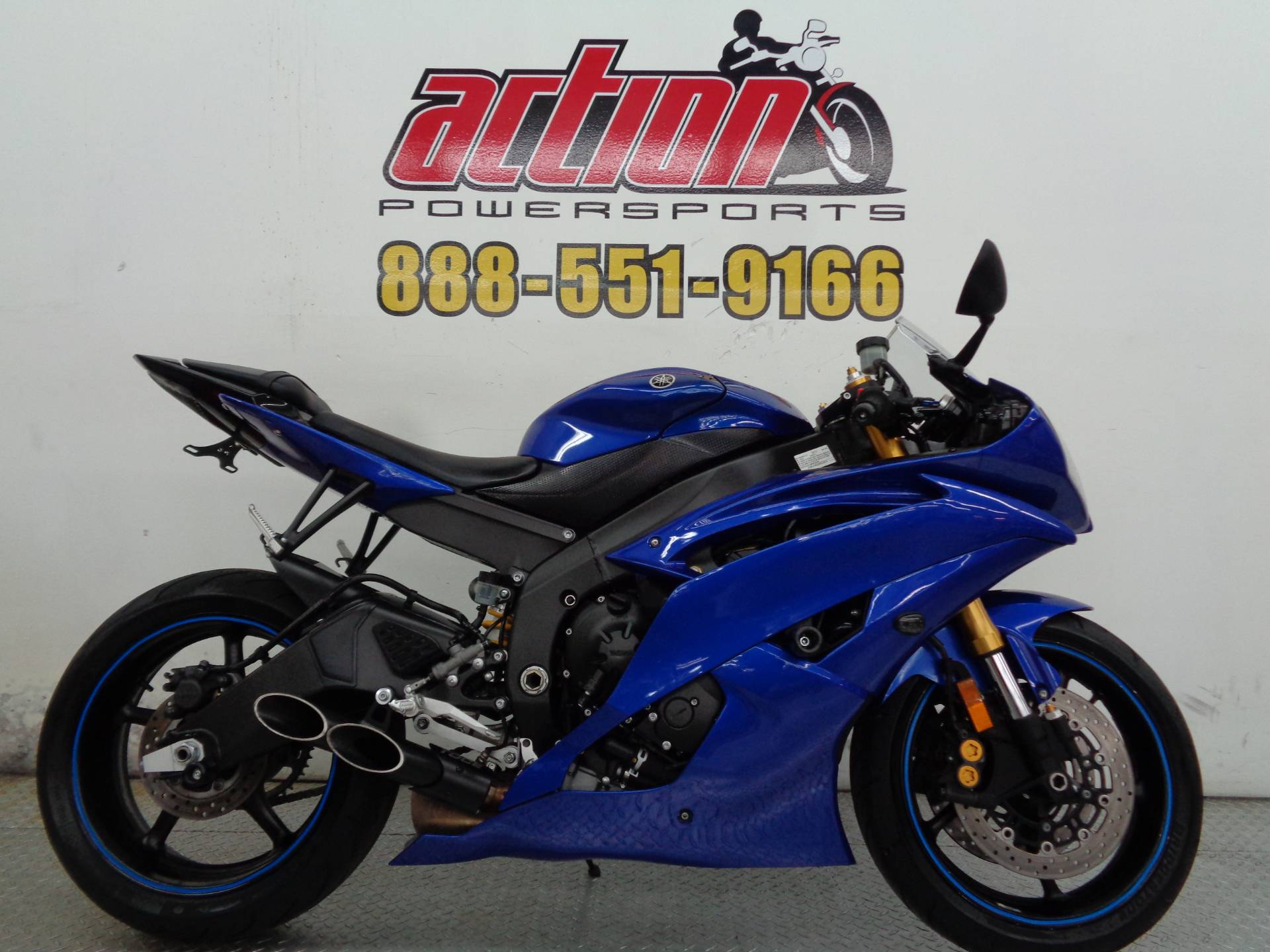 2012 Yamaha YZF-R6 for sale 88761