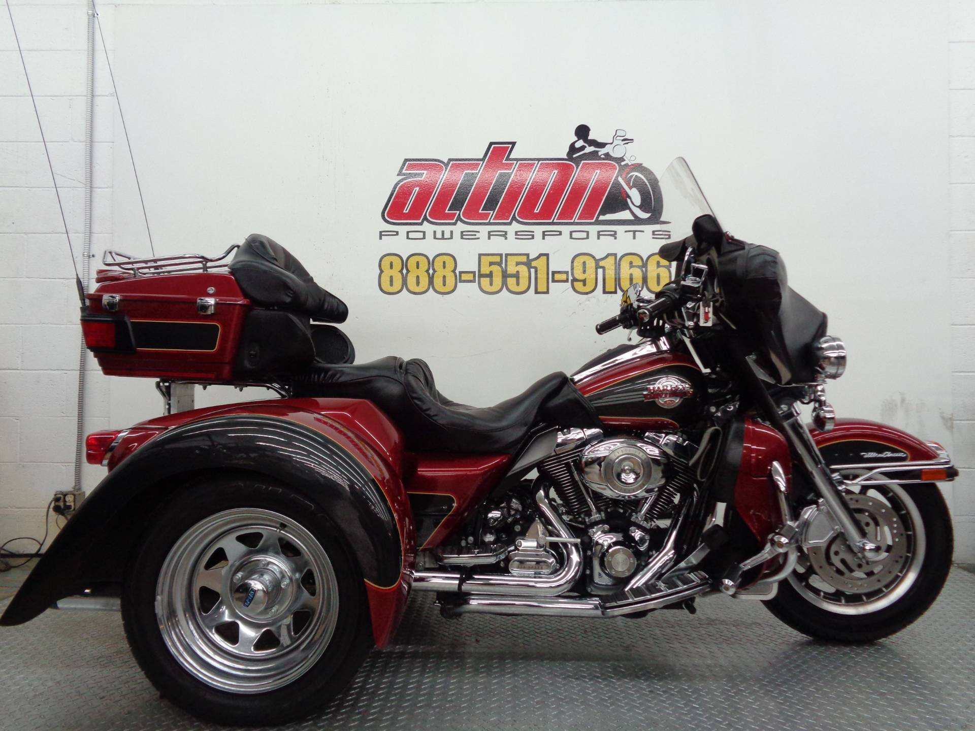 2007 Harley-Davidson Ultra Classic in Tulsa, Oklahoma - Photo 1