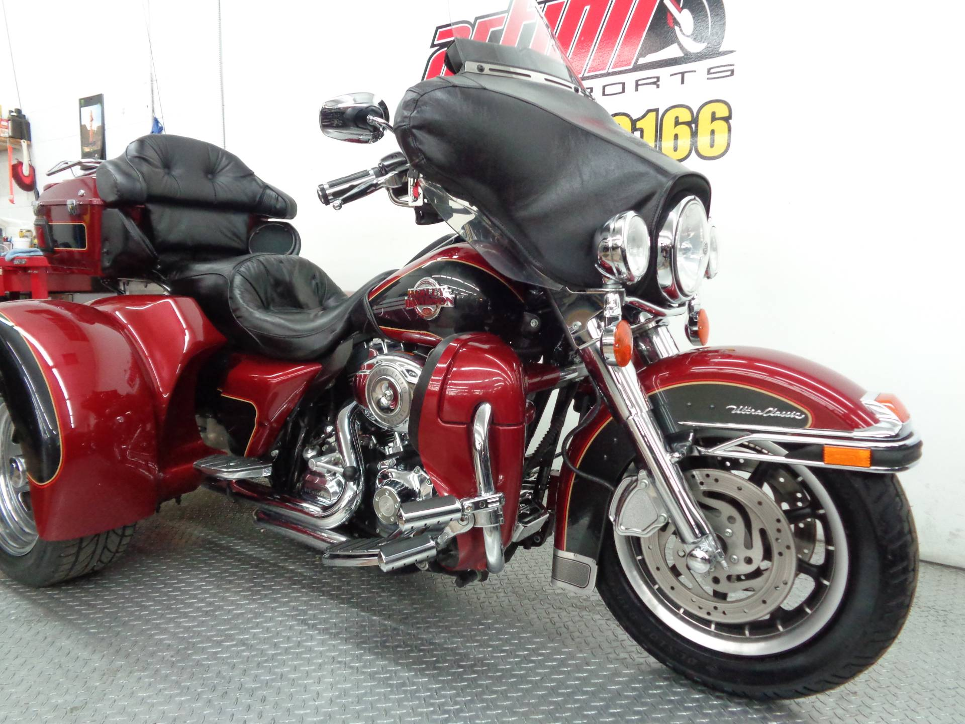 2007 Harley-Davidson Ultra Classic in Tulsa, Oklahoma - Photo 3