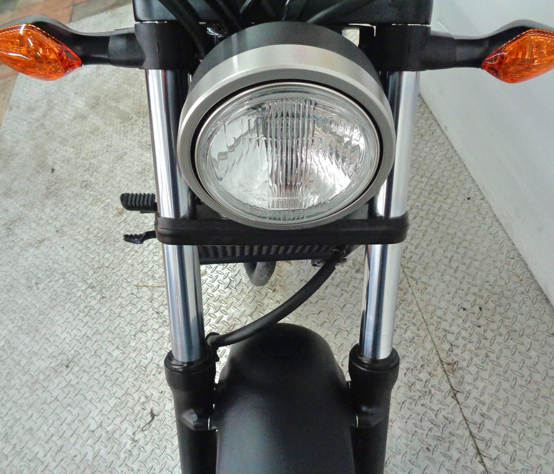 2018 Honda Rebel 300 3