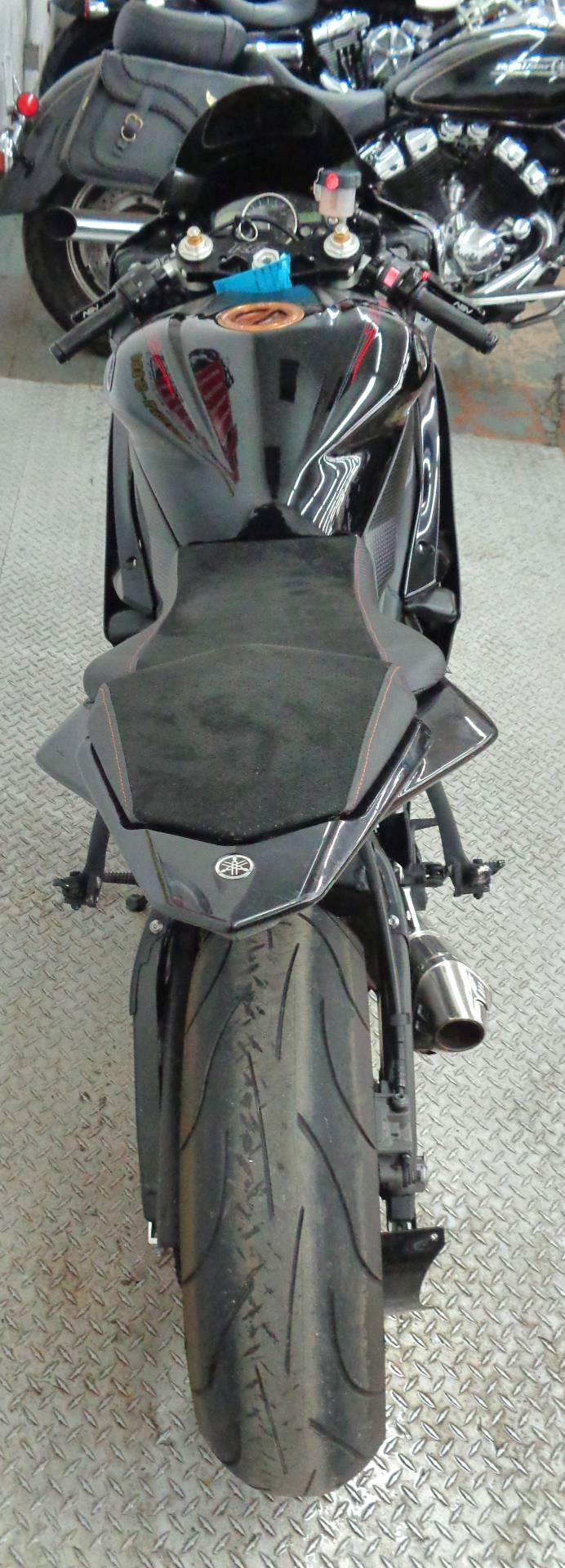 2006 Yamaha YZFR6 5