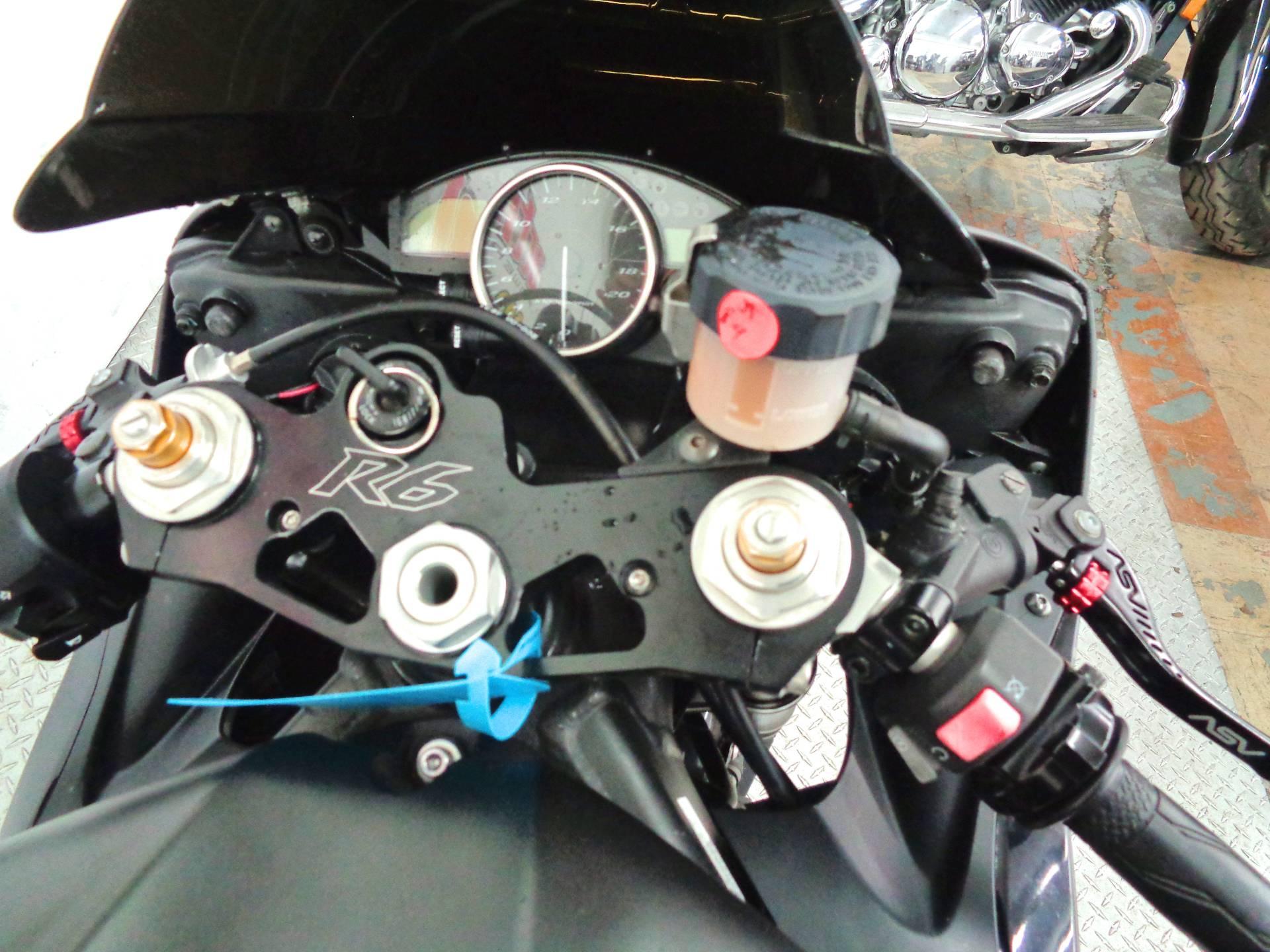 2006 Yamaha YZFR6 6