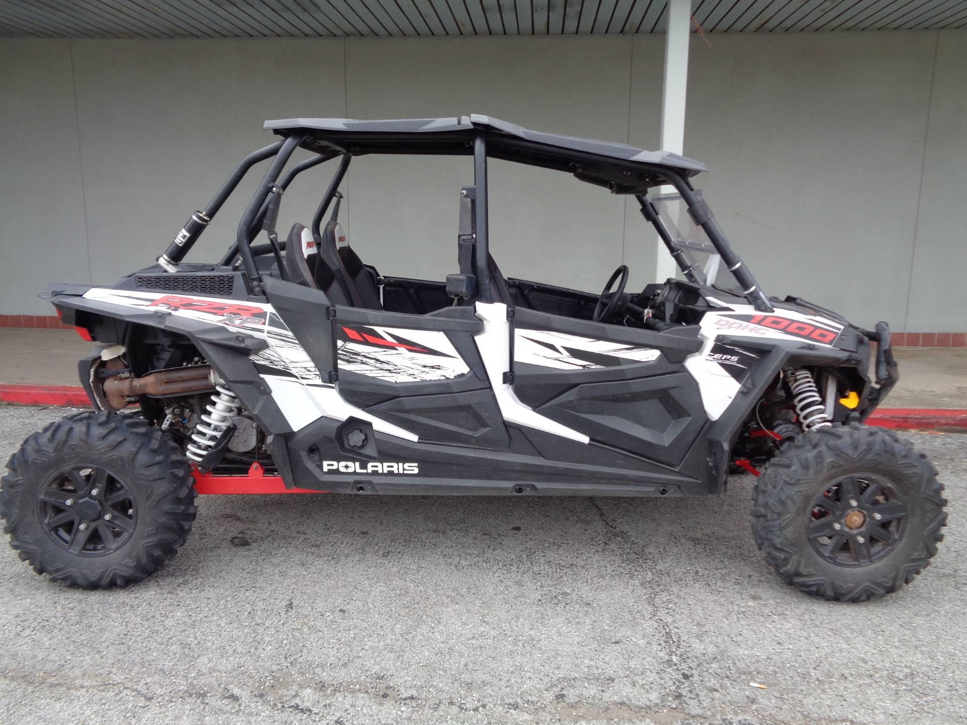 2015 Polaris RZR XP 4 1000 EPS for sale 5700