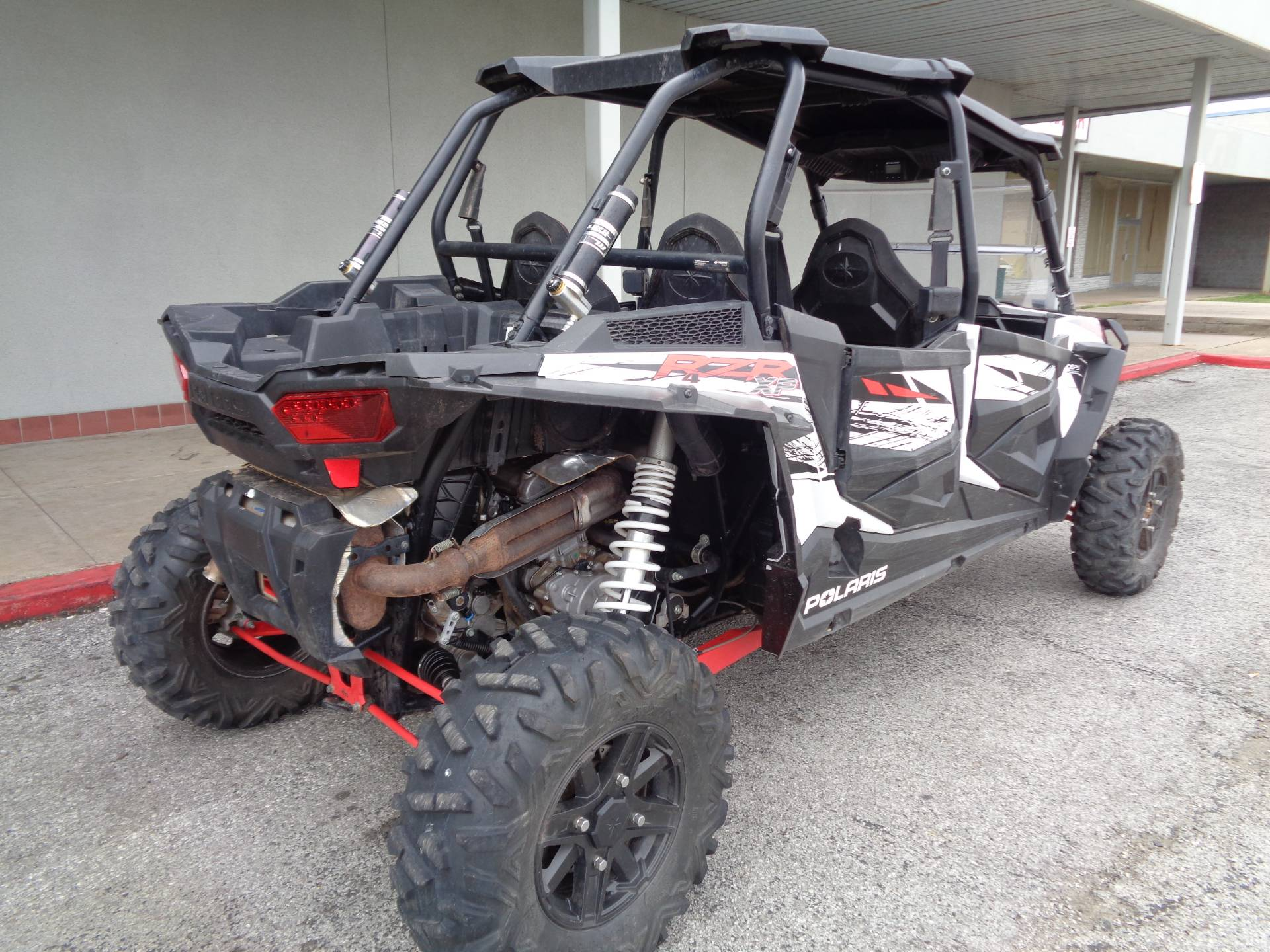 2015 Polaris RZR XP 4 1000 EPS 6