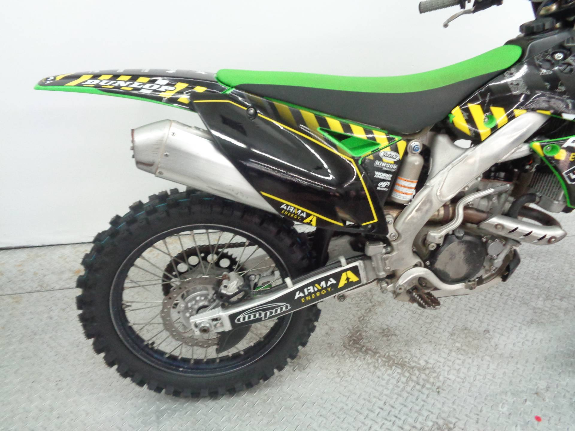 2011 Kawasaki KX™450F in Tulsa, Oklahoma - Photo 5