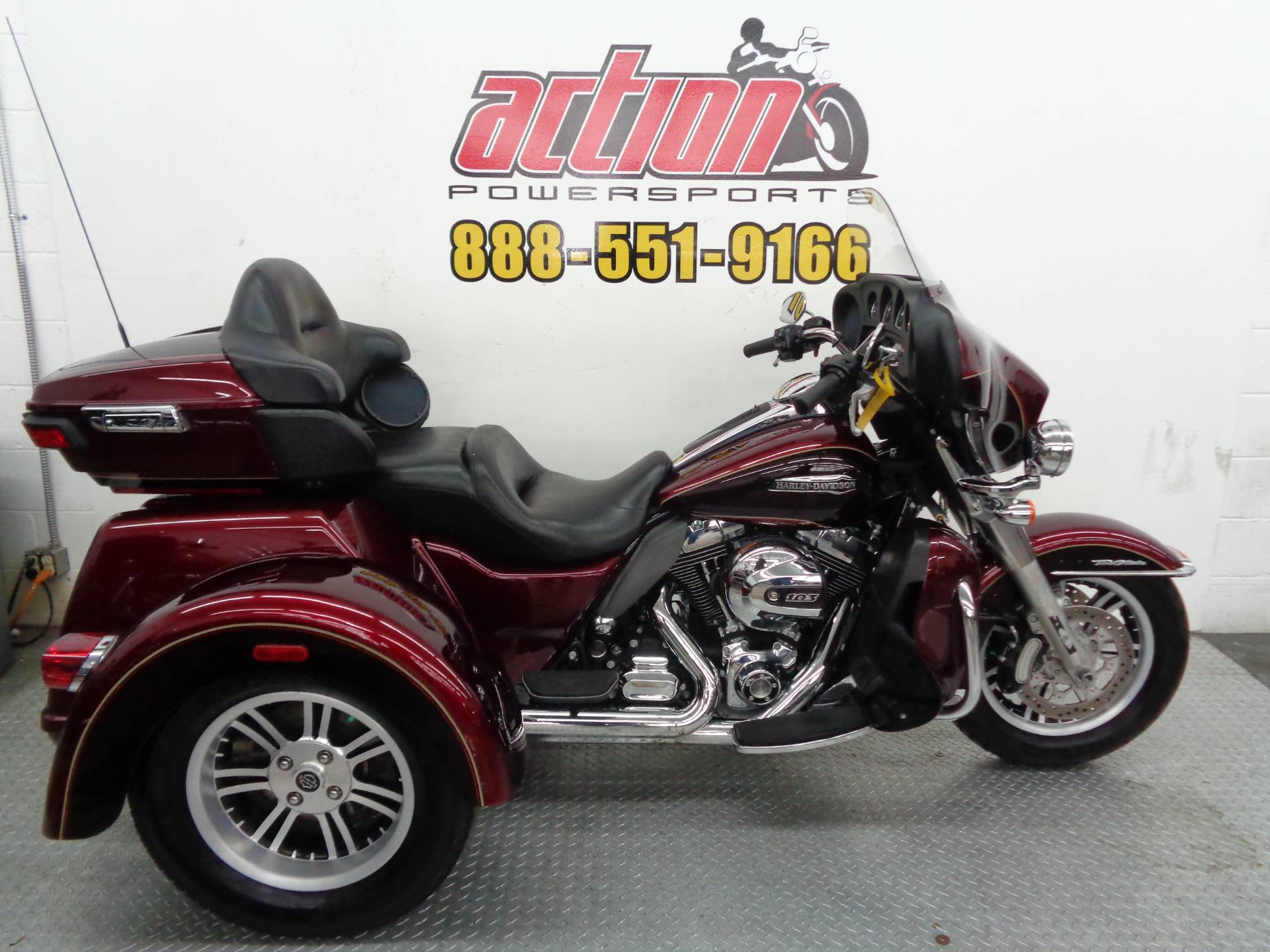 2014 Harley-Davidson Tri Glide Ultra for sale 1054